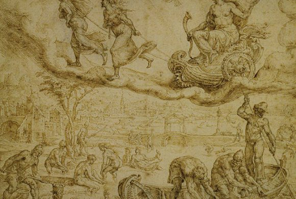 De Heemskerck à Le Brun. Les dessins