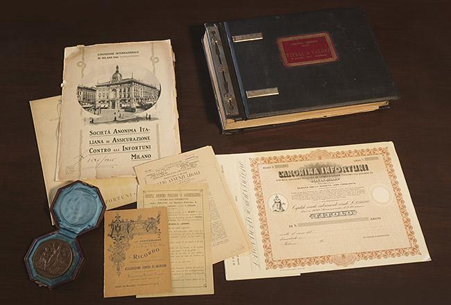 Archivio storico Generali