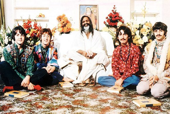 Nothing is real. I Beatles in Oriente