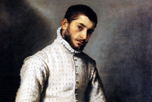 Giovan Battista Moroni. The Tailor
