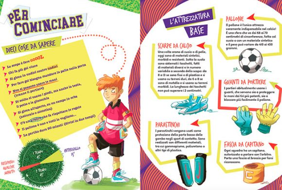 Football: a Guide for Children