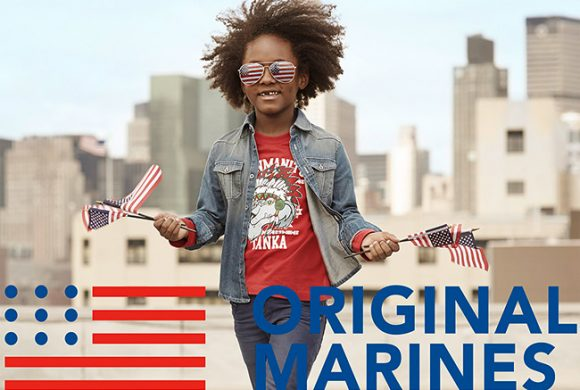 Original Marines. Catalogo Primavera 2018
