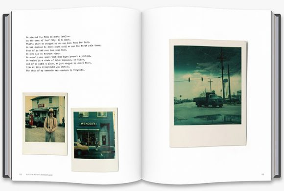 Wim Wenders. Polaroid stories