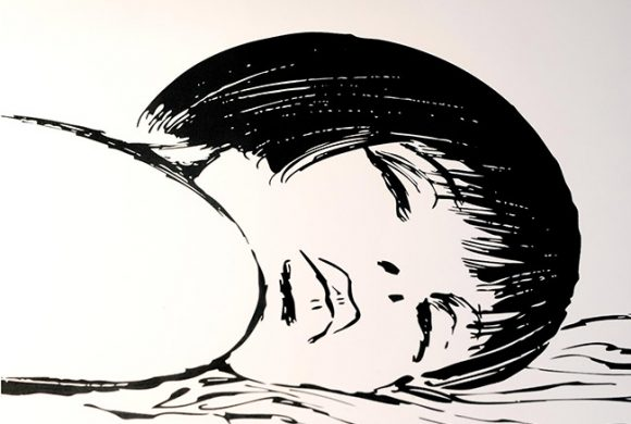 Guido Crepax. Valentina. Coloring book