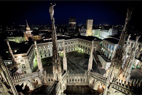 Elusive Milan. Hermès