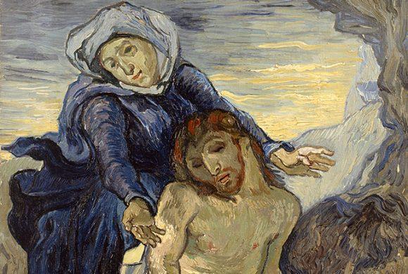 Bellezza divina. Van Gogh, Chagall, Fontana…
