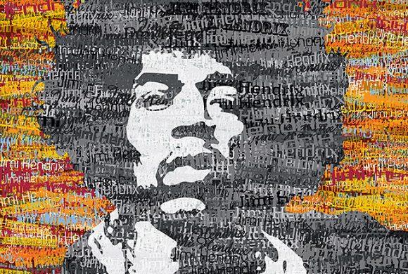 Jimi Hendrix. Images, manuscripts…