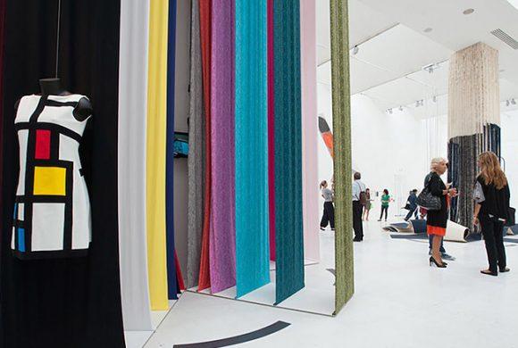 Textile vivant. Textile Design Itineraries