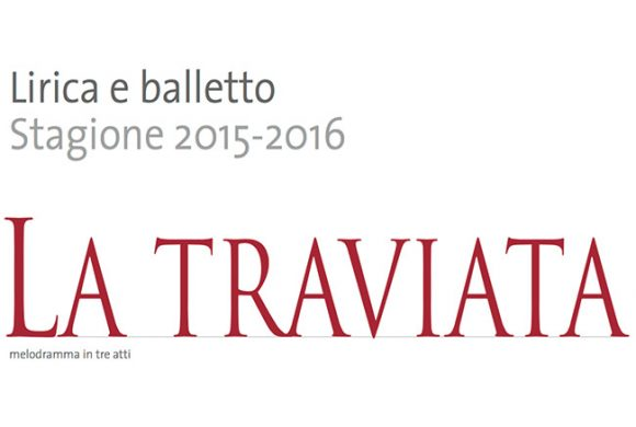 La Traviata. Teatro La Fenice