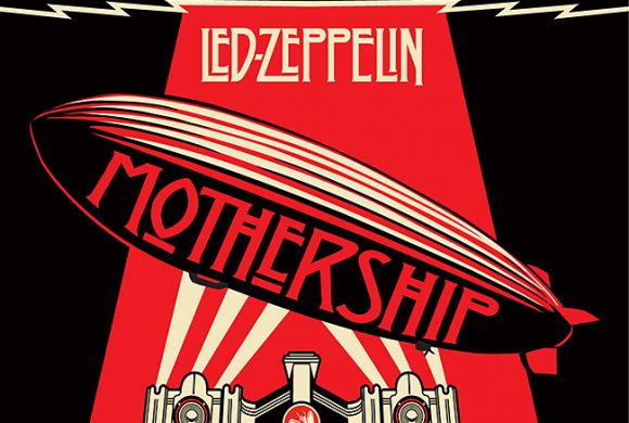 Led Zeppelin. Fotografie di Neal Preston