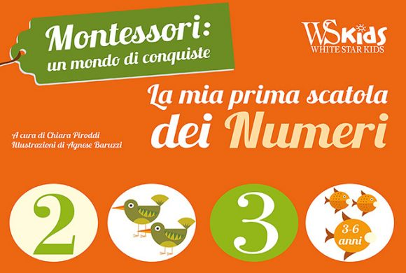 Montessori. My first box of numbers