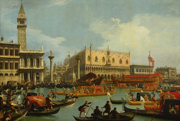 Canaletto. 1697-1768