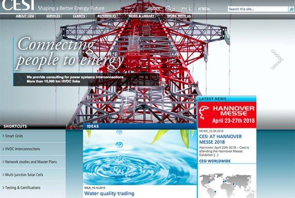 CESI. Centro Elettrotecnico Sperimentale