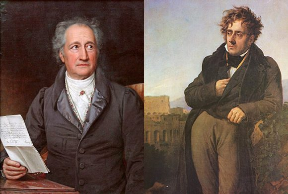 Goethe and Chateaubriand